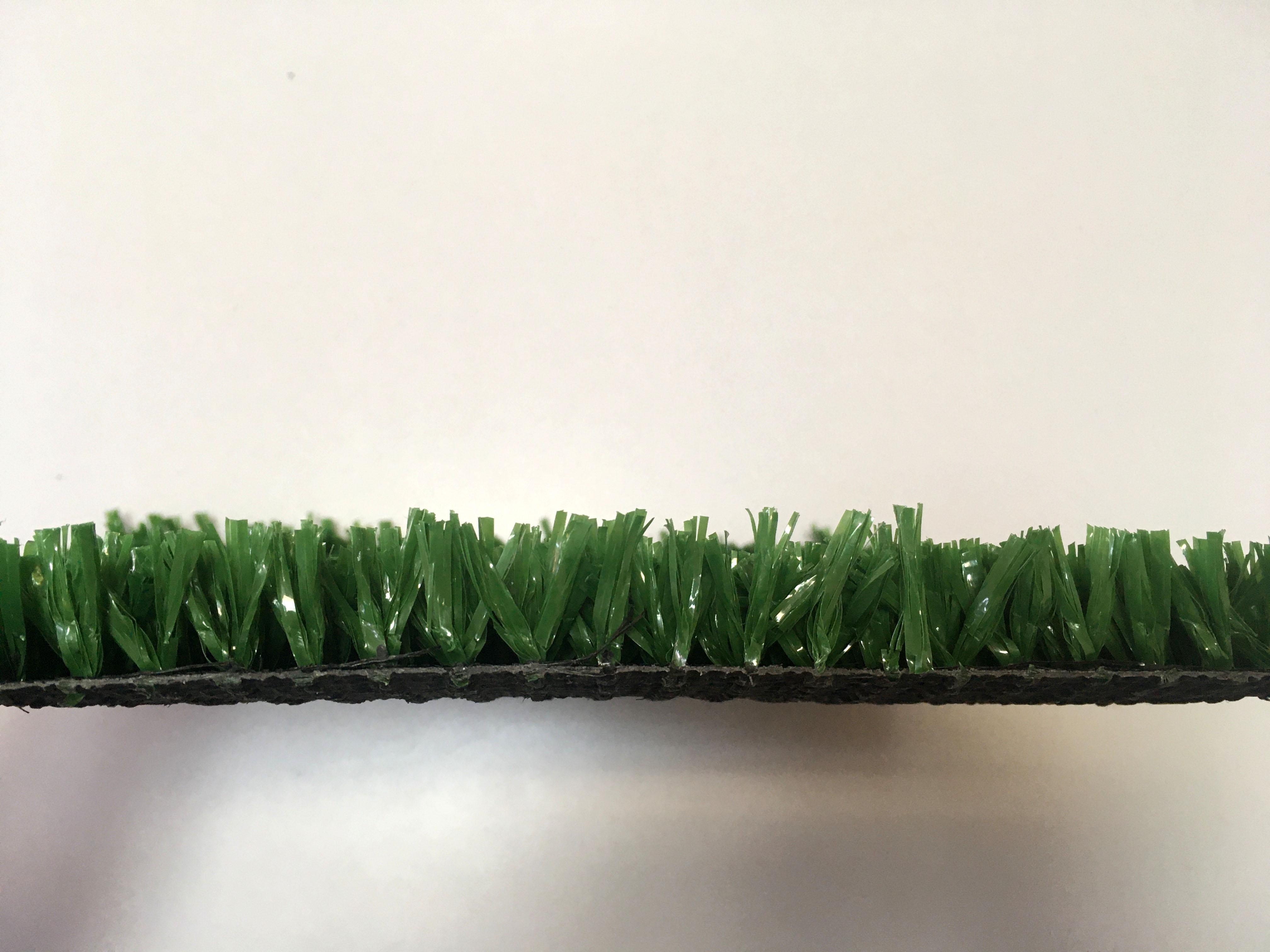 Искусственная трава 20мм, вид сбоку